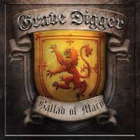 Grave Digger - The Ballad Of Mary EP